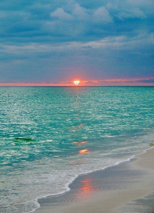 turquise beach